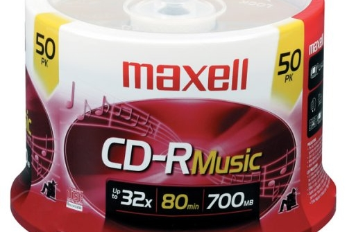 Đĩa CD MAXELL 700mb